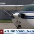 On CBC: The National, FNTI's very own Aviation school made it's debut.